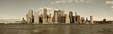 Manhattan Island.