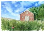 Old barn - 105046373