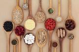 Fototapety Dried Super Health Food