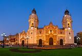 Basilica Cathedral, Lima