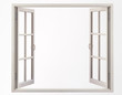 residential window frame - 105126189