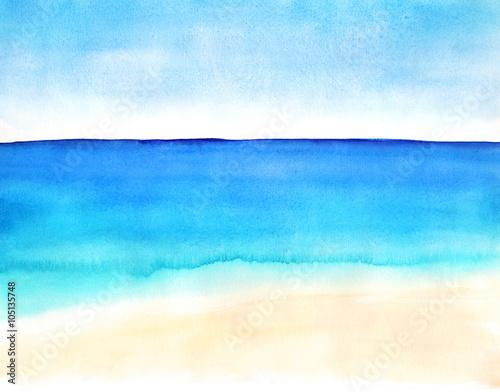 krajobraz-z-piaszczystej-plazy-i-oceanu