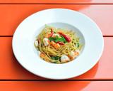 Spaghetti marinara - 105153705
