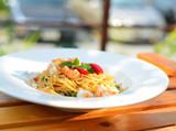 Spaghetti marinara - 105153953
