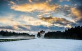 winter in Bavaria - 105205518