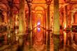 The Basilica Cistern, Istanbul, Turkey