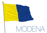 city of modena flag