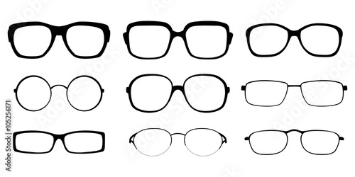 Set of spectacle frames - 105256171