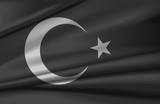 Türk bayrağı,matem