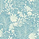 Spring floral pattern - 105514904