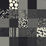 Fototapety 25 seamless different vector patterns.