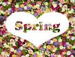 Obrazy na płótnie, fototapety, zdjęcia, fotoobrazy drukowane : amor en primavera
