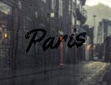 Berlin written on a foggy window