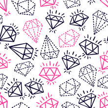 pattern with different gems