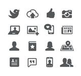 Social Icons -- Utility Series