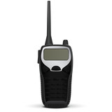 Portable  radio transceiver. Walkie talkie
