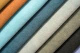 Fototapety Colorful cotton textile