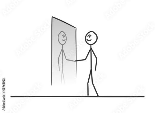 gamesageddon sm sich selbst einen spiegel vorhalten i lizenzfreie fotos vektoren und videos. Black Bedroom Furniture Sets. Home Design Ideas