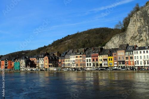 Dinant et les bords de la Meuse
