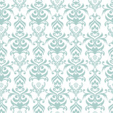 Seamless damask background - 106039763