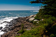 Tranquil place along the coast of Grand Manan.