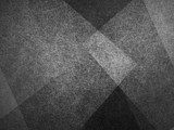 Fototapety abstract background, layers of intersecting angles, rectangles and squares floating in random pattern, transparent with intricate texture, black background