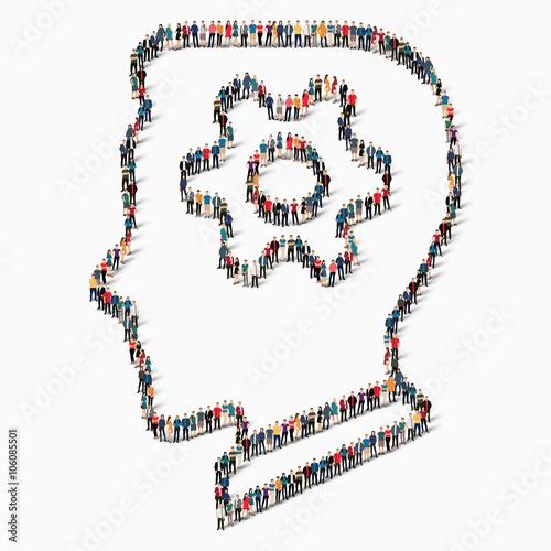 people  head gear © katty2016