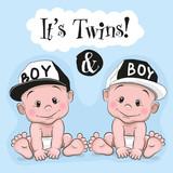 It is twins