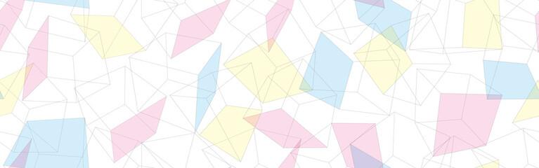 fototapeta 3D geometryczne tło