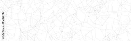 3D geometric background. Seamless pattern. Vector.3D幾何学パターン - 106096747