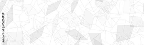 3D geometric background. Seamless pattern. Vector.3D幾何学パターン