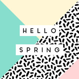 Fototapety Abstract Spring Design
