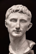 Bust of the Roman Emperor Augustus