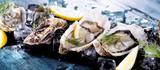 Frische Austern aus Frankreich  - 106133769