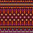 Geometry Tribal Pattern