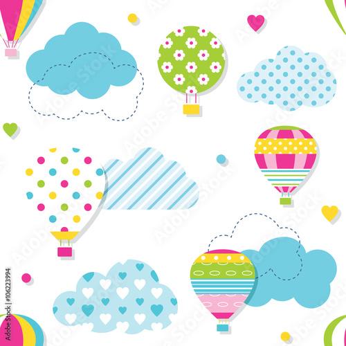kolorowy-wzor-balonow-na-ogrzane-powietrze