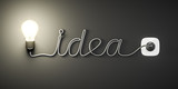 light bulb cable idea