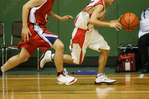 Poster バスケットボール
