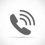 Fototapety Phone Call icon