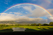 Golf under the rainbow in Maui