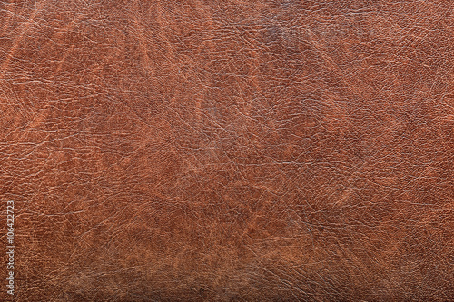 background of red vintage leather grunge