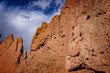 Rock Climbers, Garden of the Gods, Colorado Springs, Colorado