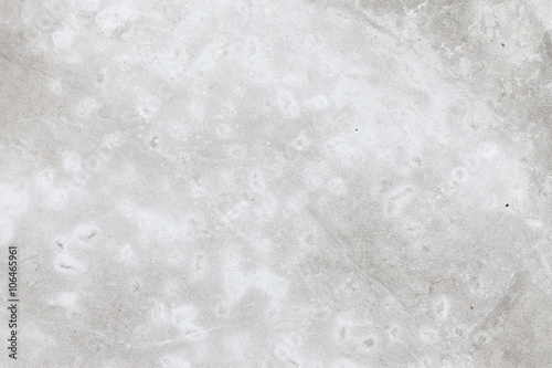 Poster Grunge White Concrete Wall Background