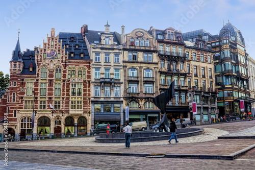 Fotobehang Brussel Brüssel