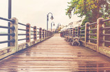 Wilmington, North Carolina boardwalk
