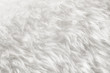 natural white fur background