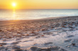 Vero Beach at Sunrise in Florida.