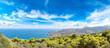 Obrazy na płótnie, fototapety, zdjęcia, fotoobrazy drukowane : Panoramic landscape of Aegina island