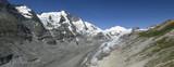 Großglockner Panorama mit dem Pasterzengletscher