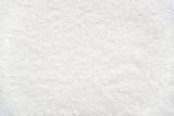 Beige background of plush fabric - 106755136
